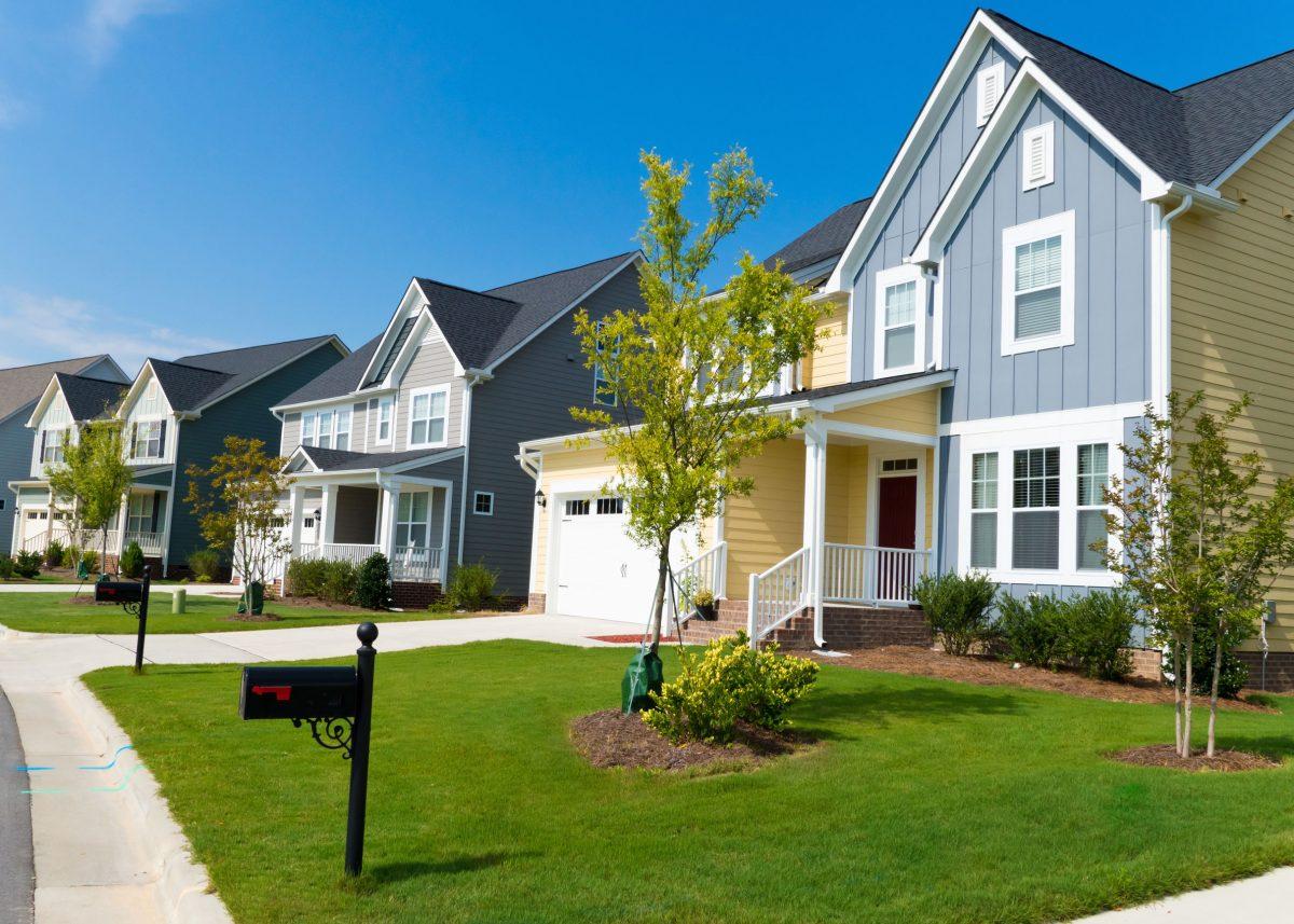 Homeowners Association Neighborhood